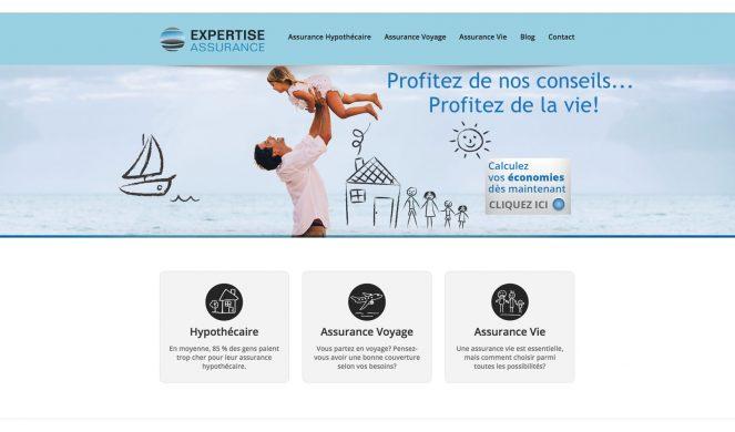 Futé Marketing agence web expertise assurance