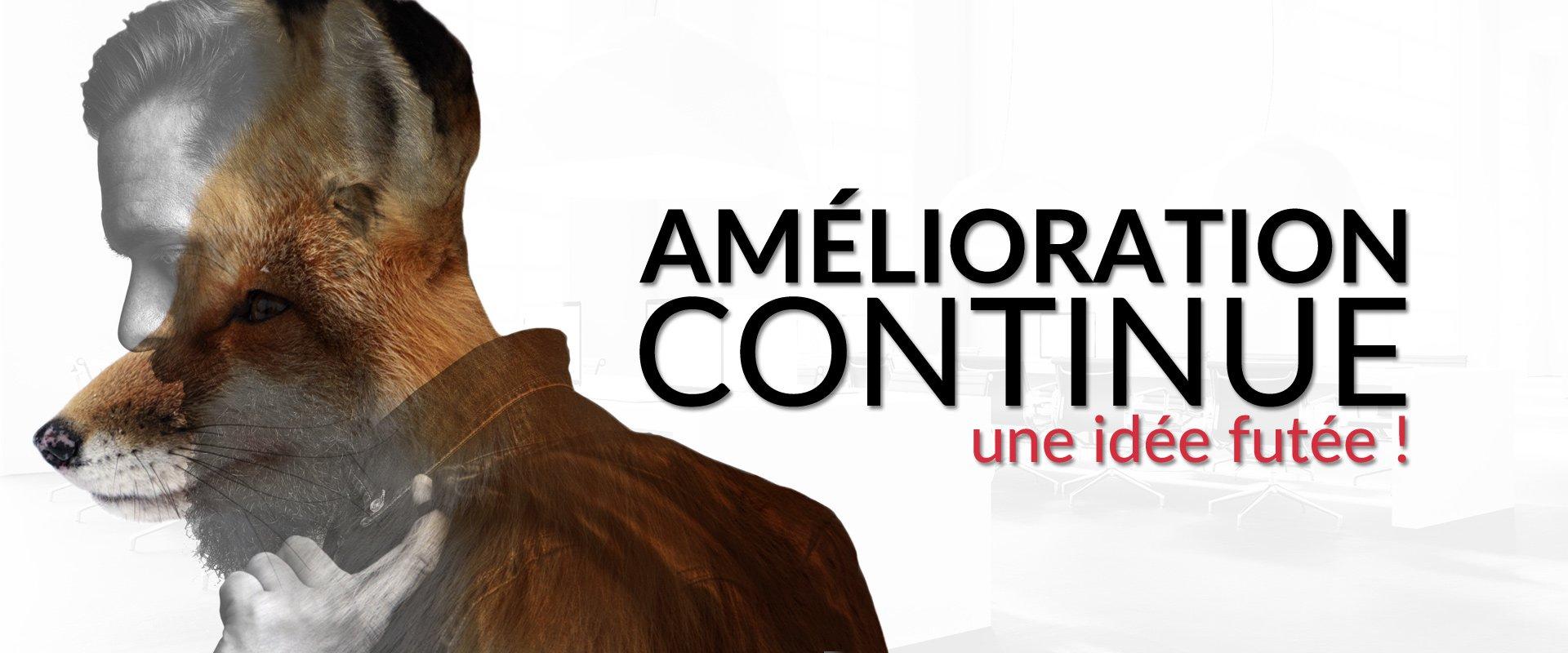 Futé marketing agence stratégie marketing web Montréal amélioration continue