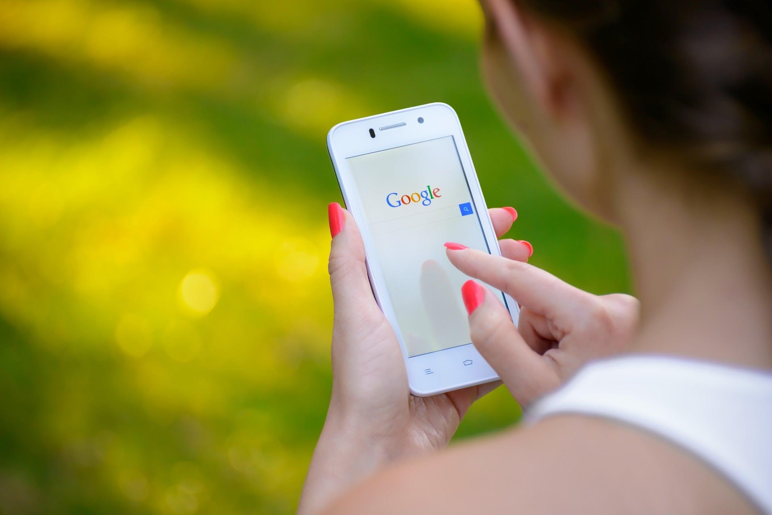 Référencement web Google pour les sites mobiles