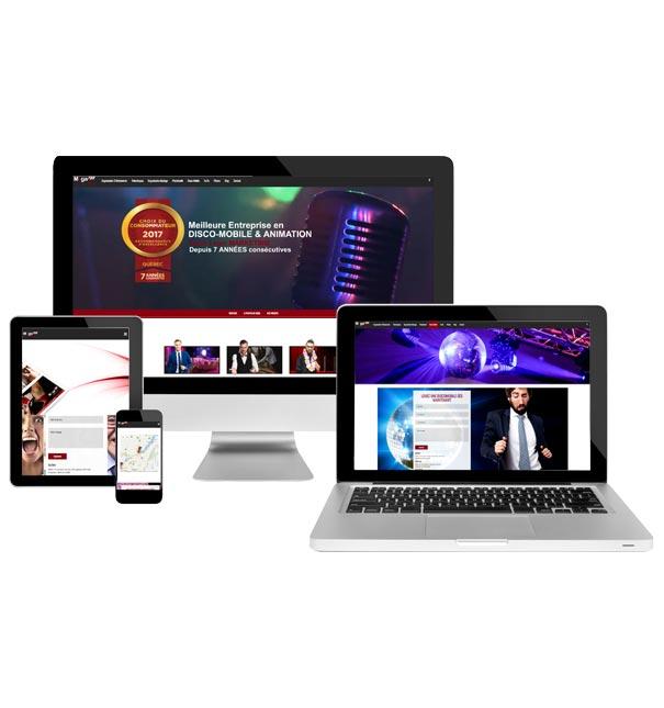 Stratégie de référencement web compétitive pour MégaFun Animation
