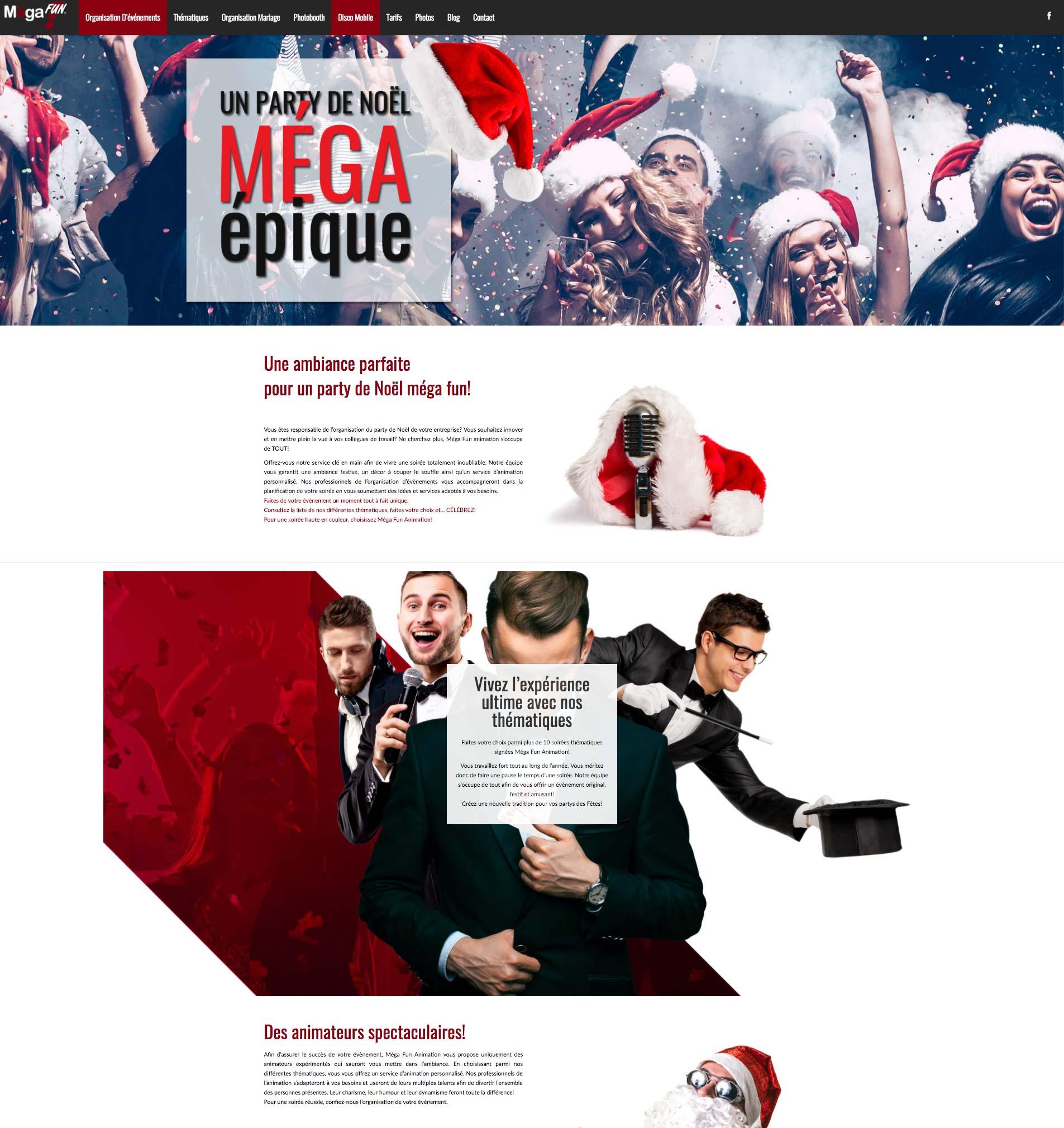 Futé Marketing - Étude de cas MégaFun Animation Image 3