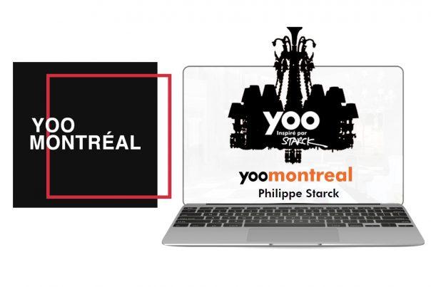 Yoo Montréal une réalisation de Futé Marketing