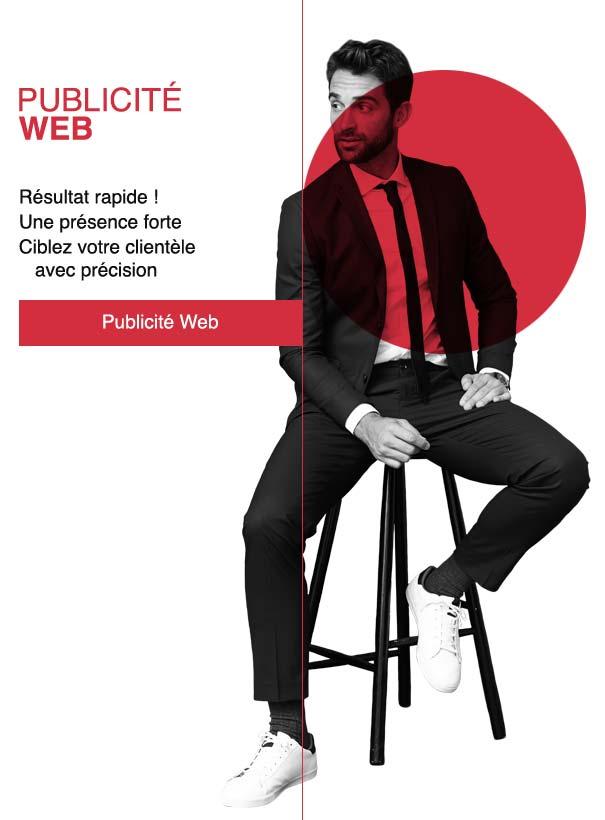 Publicité web Adwords (SEM)