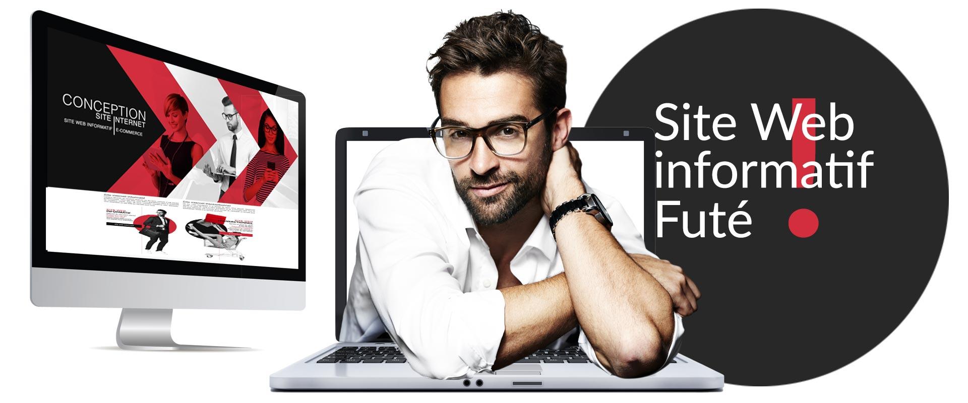 Optez pour un site web informatif Futé