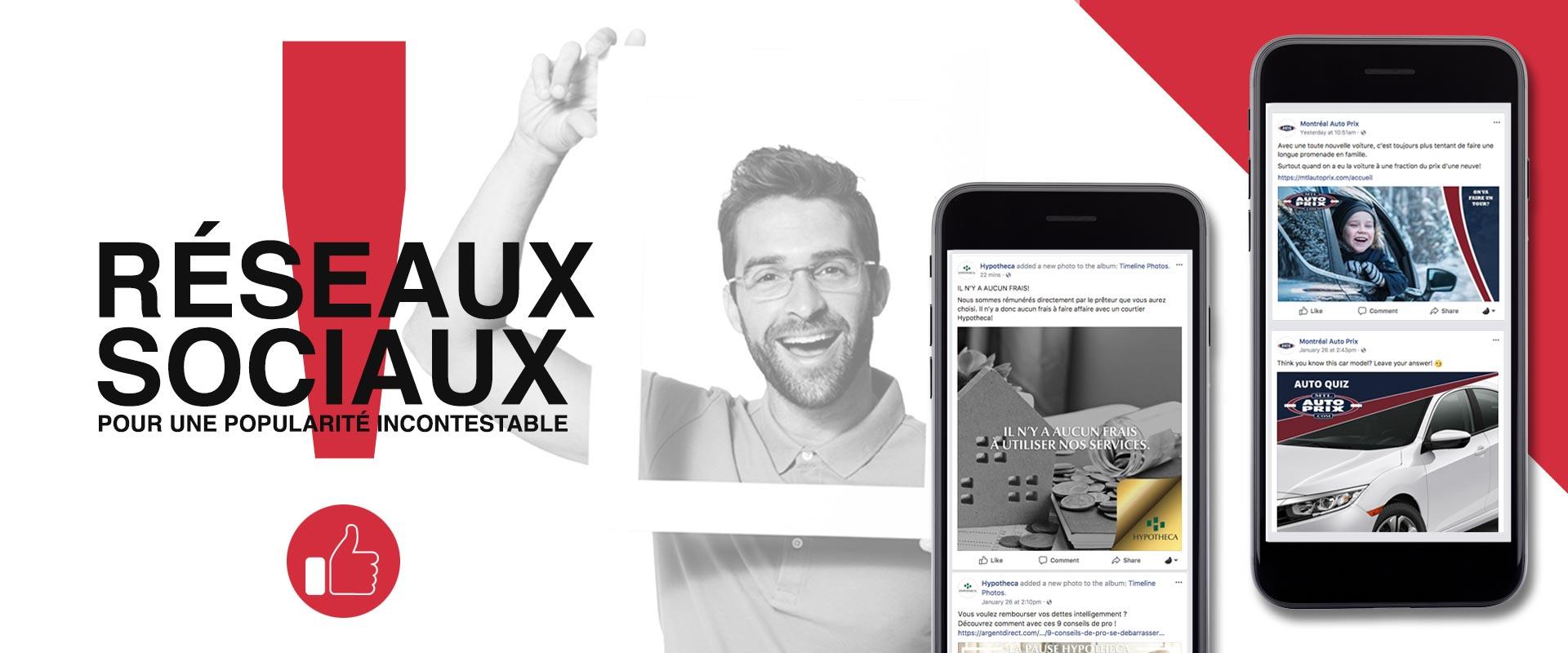 Futé Marketing agence stratégie marketing web Laurentides réseaux sociaux