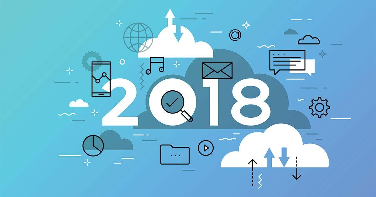 Tendances marketing web à connaître pour 2018