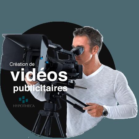 Futé Marketing - Création de vidéos publicitaires pour Hypotheca