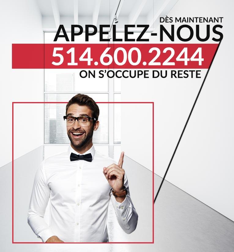 Appelez l'agence marketing web la plus Futé. On s'occupe du reste ! 514-600-2244
