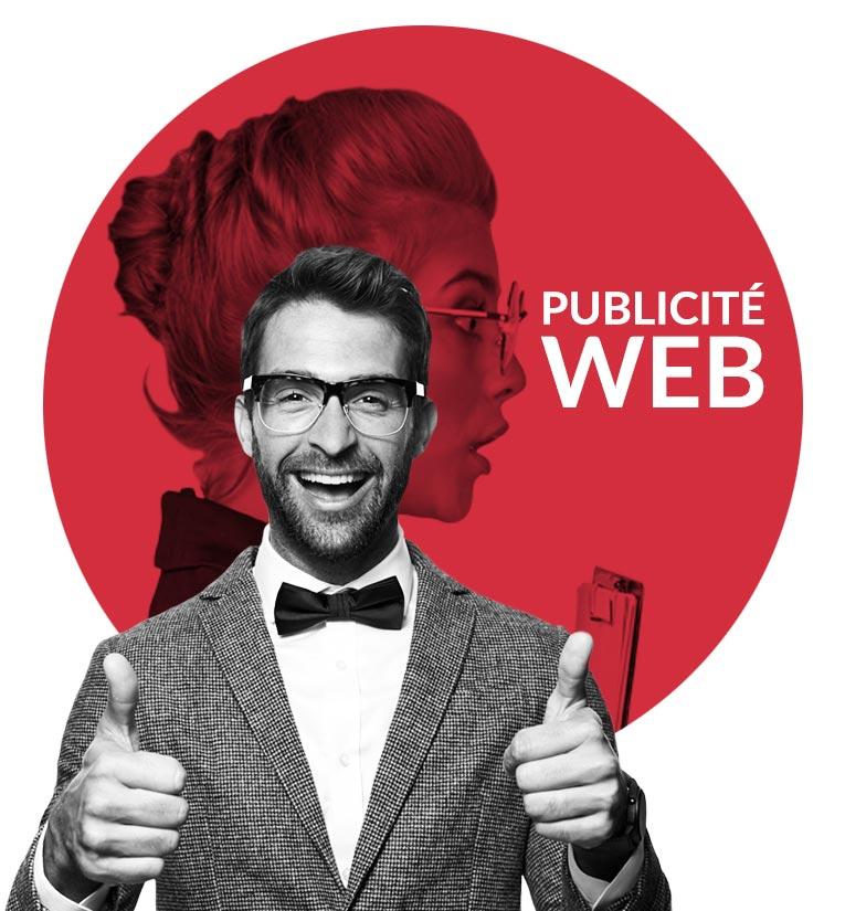 Publicité web, pour des résultats rapides et profitables