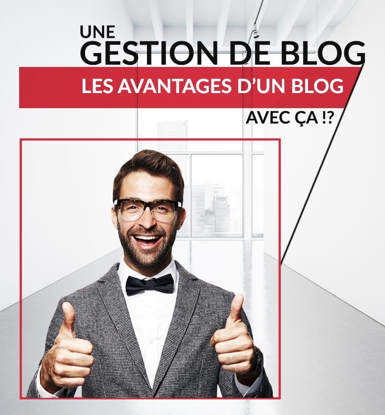 Les avantages d'une gestion de blogue efficace