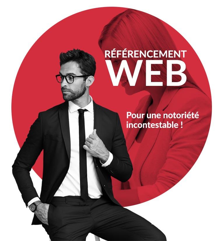 Le référencement web, pour une notoriété incontestable !
