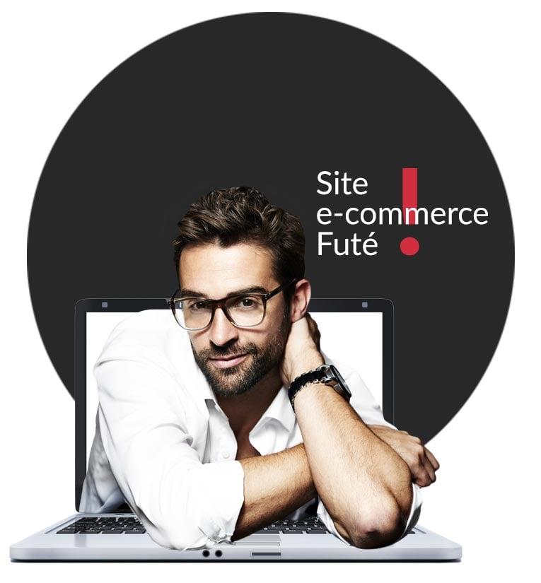 Site de commerce en ligne Futé