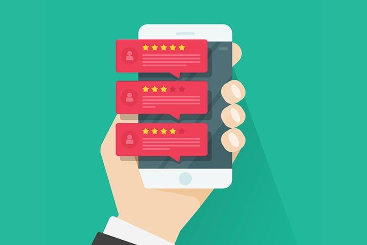 utilisez les avis utilisateurs - Le SEO pour un site eCommerce - Futé Marketing