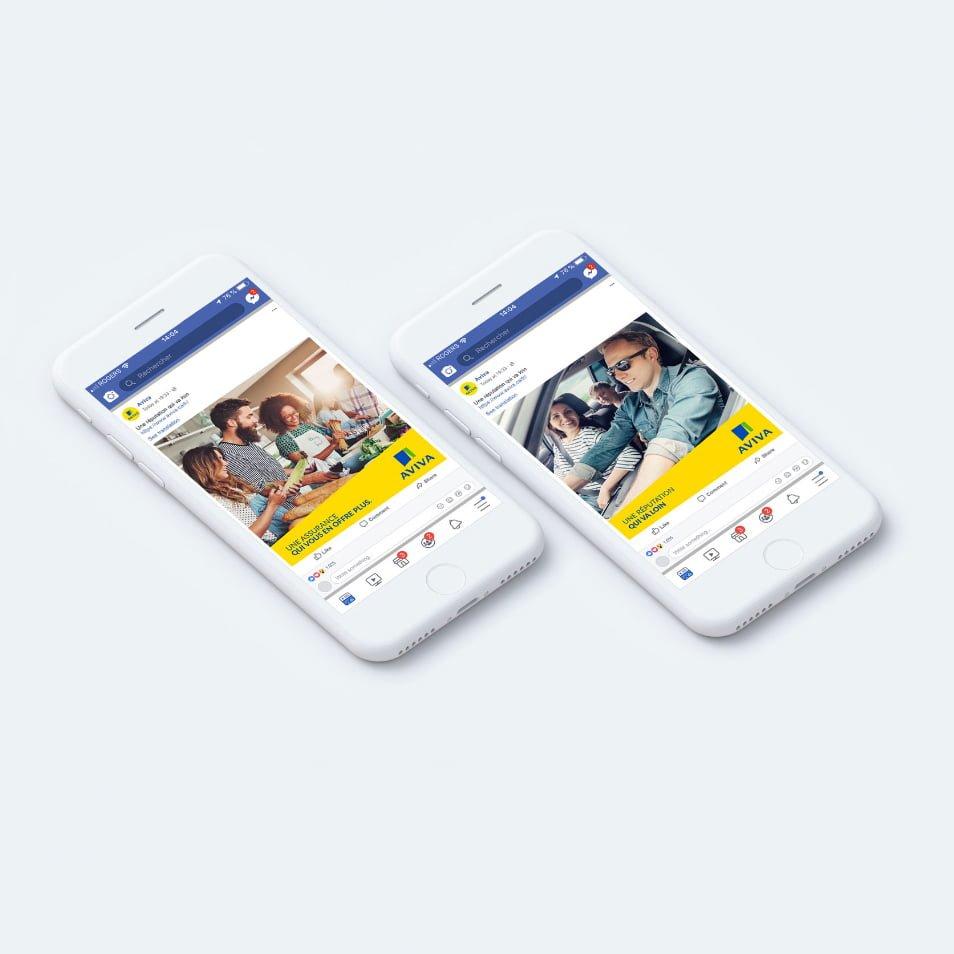 image square - Aviva - étude de cas - Futé Marketing
