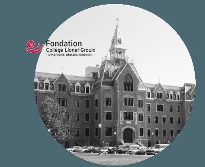 Réalisation - Fondation Collège Lionel-Groulx - Futé Marketing