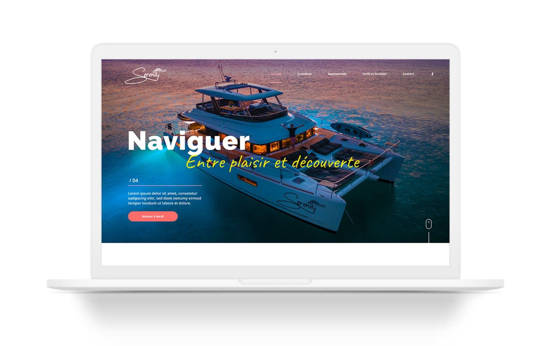 Serenity Navigation - Croisières privées en catamaran aux Bahamas
