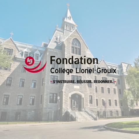 Fondation college lionel - Nos réalisations - Futé Marketing
