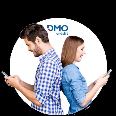 Étude de cas DMO Crédit